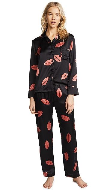 Bluebella Beau Pajama Set