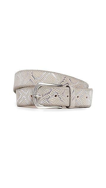 B. Belt Embossed Metallic Belt