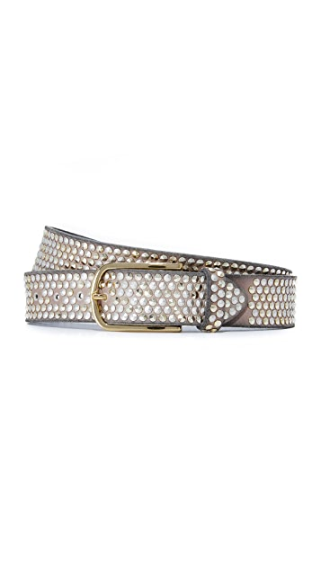 B. Belt Pyramid Studded Belt