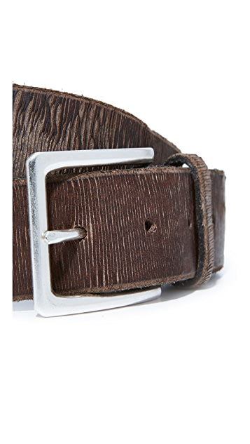 B. Belt Wide Twill Belt