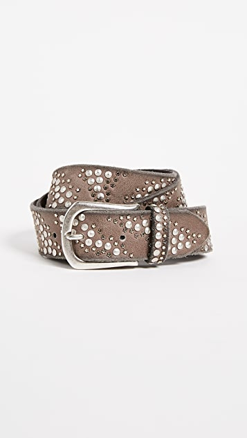 B. Belt Mini Star Stud Belt