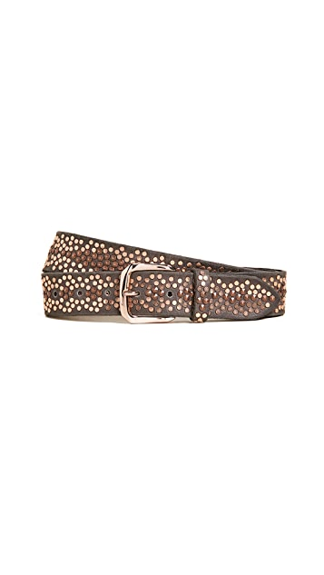B. Belt Multicolor Stud Belt