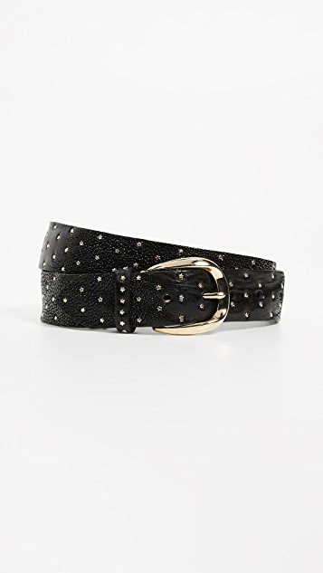 B. Belt Mini Star Stingray Belt