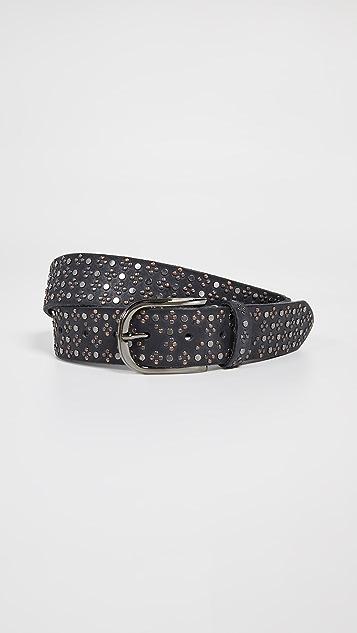B. Belt Clover Studdded Belt
