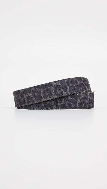 B. Belt Leo Print Belt