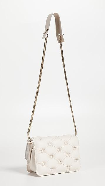Benedetta Bruzziches Medium Carmen Shoulder Bag