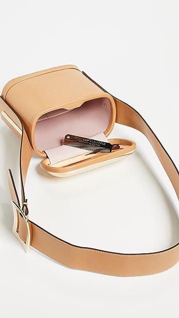 Benedetta Bruzziches Pic Nic Crossbody Bag