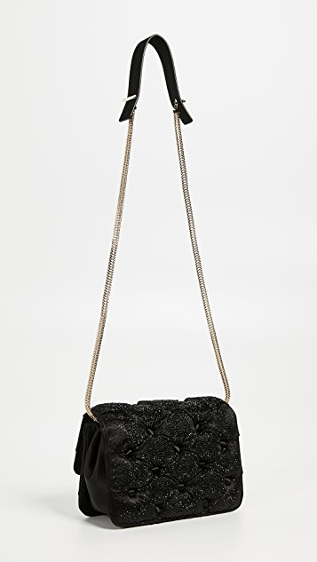 Benedetta Bruzziches Carmen Starry Sky Shoulder Bag