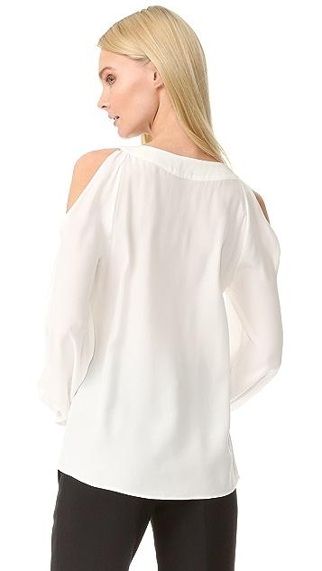 Barbara Bui Long Sleeve Blouse