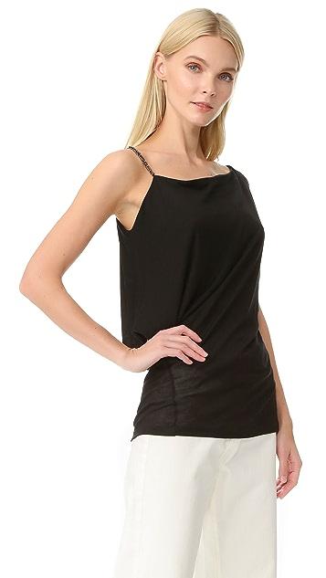 Barbara Bui One Shoulder T-Shirt
