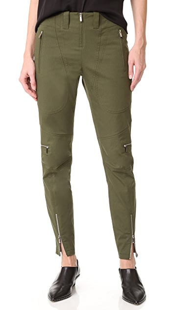 Barbara Bui Straight Leg Pants