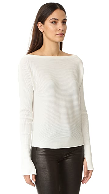 Barbara Bui Crew Neck Top