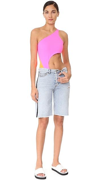 Barbara Bui One Piece Bodysuit