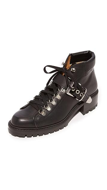 Barbara Bui Ankle Hiker Booties