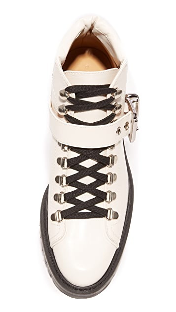 Barbara Bui Ankle Hiker Booties