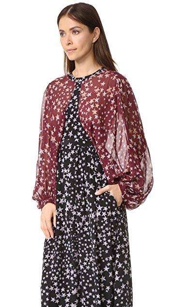 BCBGMAXAZRIA Linette Long Dress