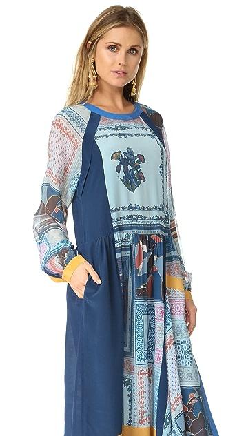 BCBGMAXAZRIA The Cambriah Dress