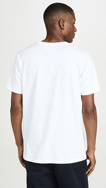 Barney Cools B.Cools Retro Logo Tee Shirt