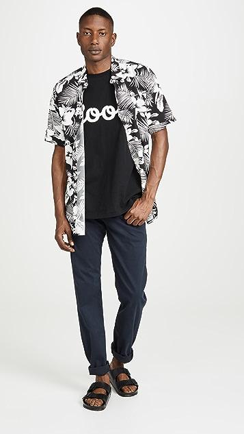 Barney Cools Cools Logo Tee Shirt