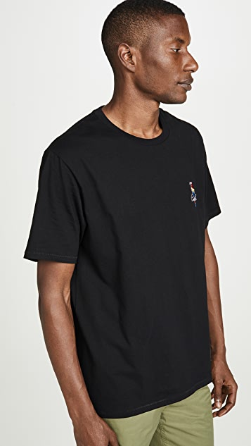 Barney Cools Parrot Tee