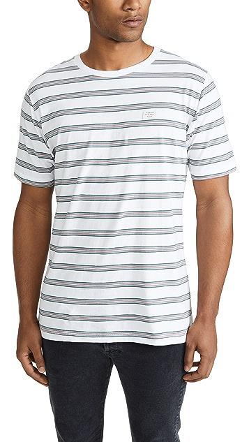 Barney Cools B.Thankful Striped Tee Shirt