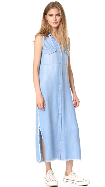 Bella Dahl Utility Duster Dress
