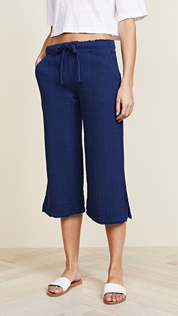 Bella Dahl Wide Leg Crop Pants