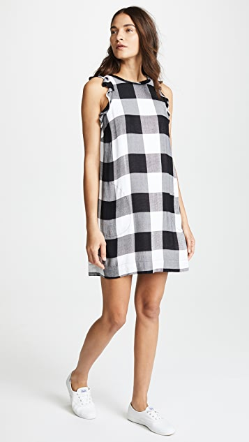 Bella Dahl Ruffle Dress