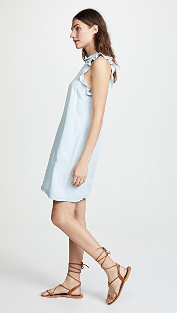 Bella Dahl Ombre Sleeveless Dress