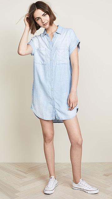 Bella Dahl Buttondown Dress