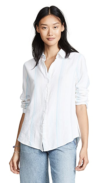 Bella Dahl Classic Button Down Shirt