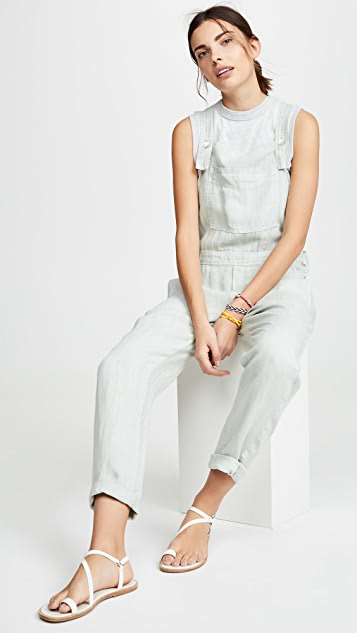 Bella Dahl Button Overalls