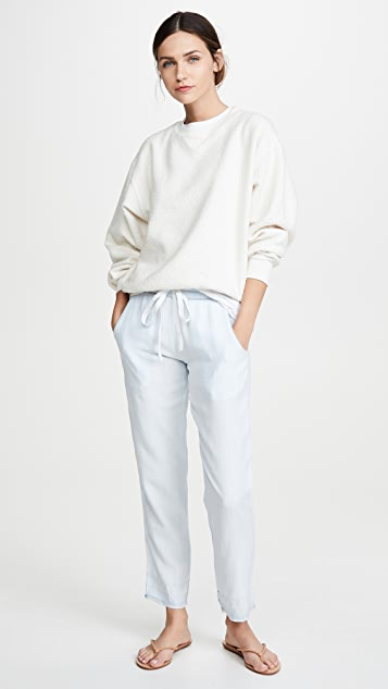 Bella Dahl Released Hem Easy Trousers