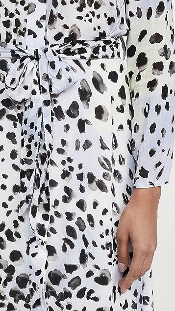 Bella Dahl Maxi Shirtdress