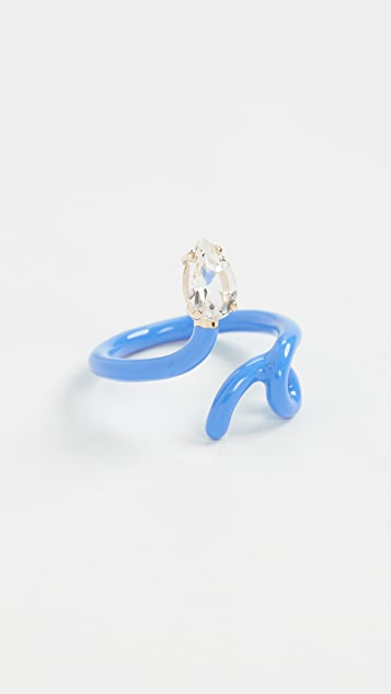 Bea Bongiasca Baby Vine Tendril Ring