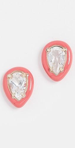Bea Bongiasca - Gum Drop Earrings
