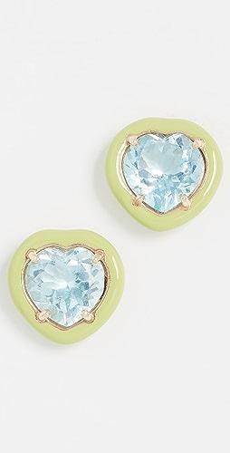 Bea Bongiasca - Candy Heart Earrings