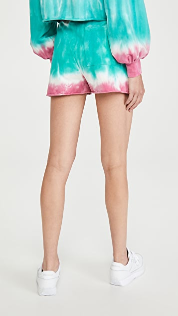 Beach Riot Tie Dye Shorts