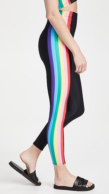 Beach Riot Megan Pride 贴腿裤