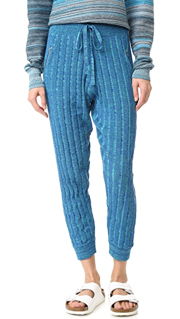 Baja East Knit Sweatpants