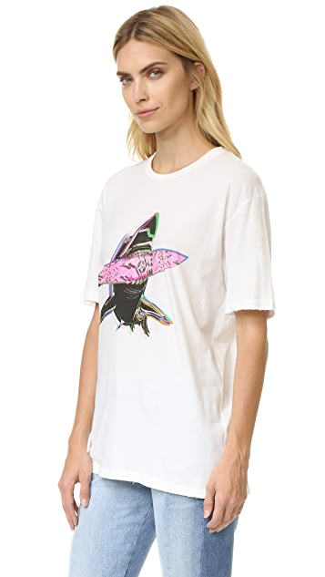 Baja East Printed T-Shirt