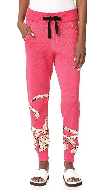 Baja East x Minions Printed Sweatpants