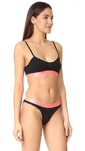 Baja East x Related Garments Bra