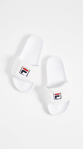 Baja East x FILA Sherpa Pool Slides