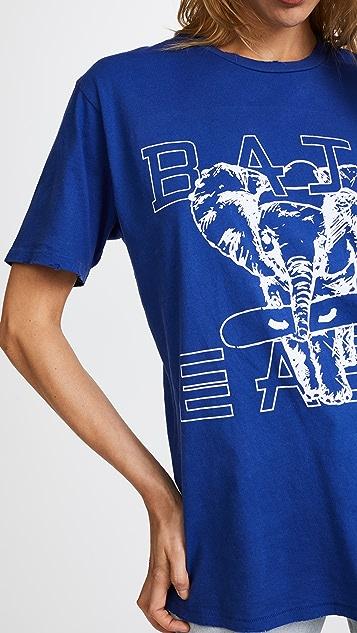 Baja East Elephant Tee