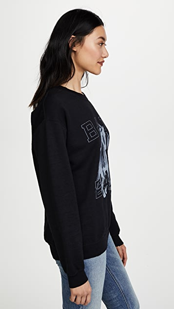 Baja East Freedom Crew Sweatshirt