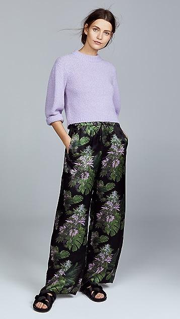 Baja East Pajama Pants