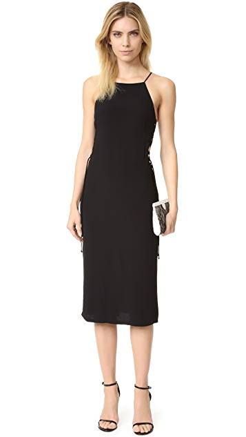 Bec & Bridge Ida Lace Side Dress