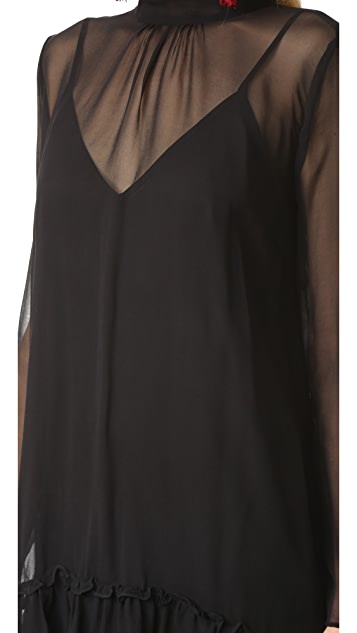 Bec & Bridge Belle Star Long Sleeve Dress