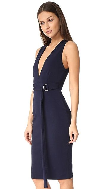 Bec & Bridge Luminous Plunge Dress